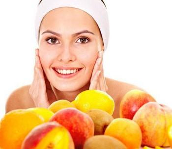 маски из фруктов и овощей