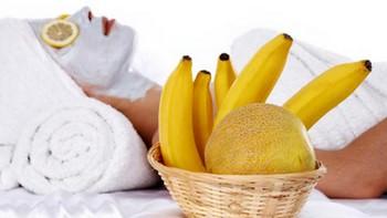 маска для лица из банана
