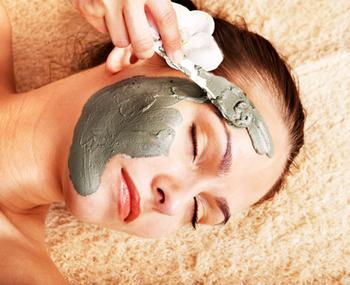 маски из глины для лица