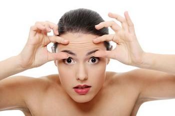 Эффект масок против морщин