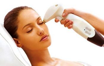 Дряблая кожа лица: что поможет? - лазерная терапия