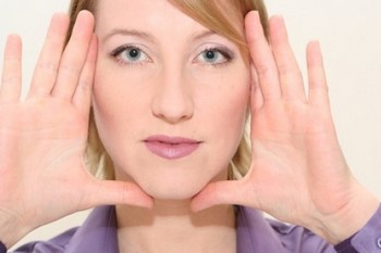 Что сделать, чтобы похудело лицо