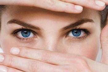 Эффект масок от красных глаз
