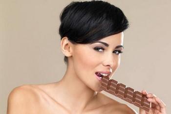 Эффект шоколадной маски для лица