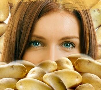 Маска для лица из картофеля рецепты приготовления дома