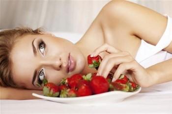 Маски из ягод: эффект