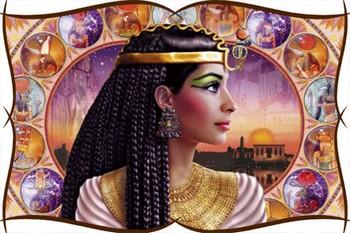 Маска для лица от Клеопатры