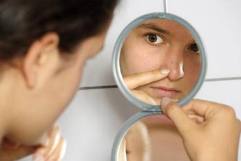 Воспаление на лице: что делать