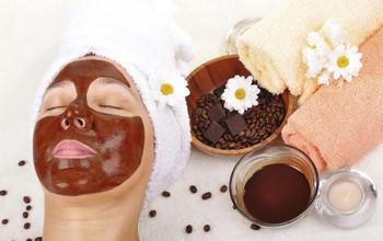 Маска из кофе для лица: рецепты