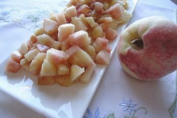Маски из персиков для лица: рецепты