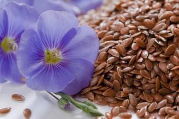 Семена льна: маски для лица в домашних условиях