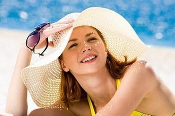 Уход за кожей лица летом в домашних условиях
