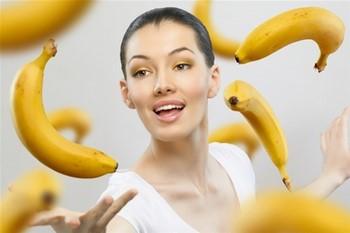 Маска для лица сметана и банан: результаты