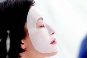 Тканевые маски для лица в домашних условиях