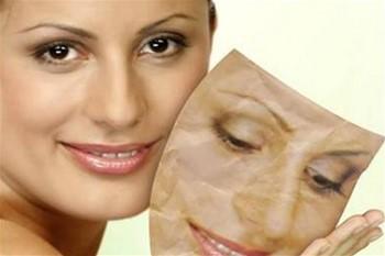 Тканевые маски для лица: результаты