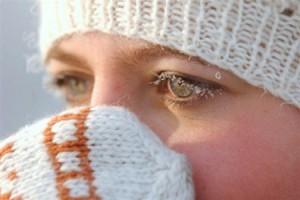 Обморожение лица: лечение различными средствами
