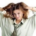 Жёсткие волосы: причины и основные правила ухода
