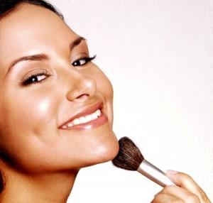 тональный крем для жирной кожи