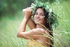 пить травы для кожи лица