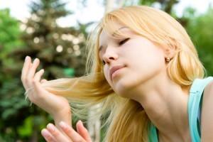 Как крахмал может помочь вашим волосам?