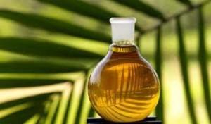 Пальмовое масло для волос против сухости и ломкости