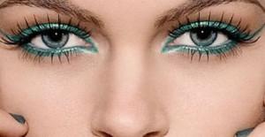 Простые советы для красивого make-up для зеленоглазых