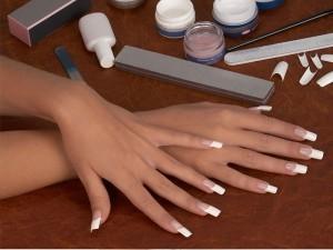 Как самому научиться наращивать ногти?