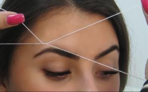 Хочешь научиться корректировать брови самостоятельно?