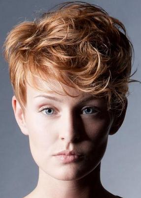 Длина волос не ограничивает вас в выборе прически