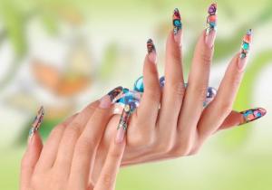 Короткие ногти не проблема для маникюра