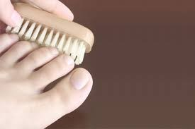 Как избавиться от грибка на ногтях?