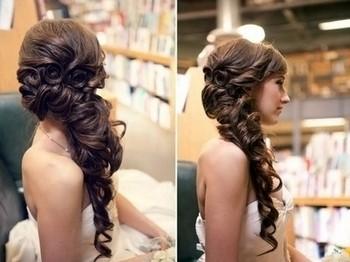 Советы красоты: как красиво собрать длинные волосы?