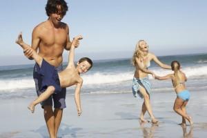 Отдых с детьми – совместное времяпровождение
