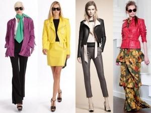 Эволюция модной женской куртки